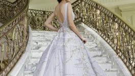 بالصور: منى المنصوري تفتتح أسبوع الموضة الباريسي بدبي بعرض مُبهر