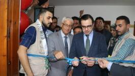 تـوضيح بشأن ما حدث في وزارة الثقافة بغزة