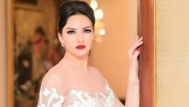 الفنانة السورية صفاء سلطان