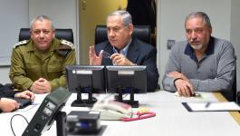 كشف نتائج المشاورات السياسية والعسكرية الإسرائيلية بشأن غزة