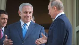 نتنياهو يأمر بواصلة الاتصالات مع روسيا بشأن حادثة إسقاط الطائرة