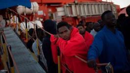 إنقاذ 458 مهاجرا حاولوا الوصول إلى إسبانيا بحرا