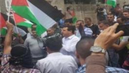 إدانة مشاركة شخصيات فلسطينية في مؤتمر إسرائيلي.jpg