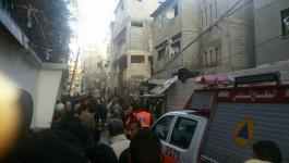 أسماء ضحايا انفجار منزل جنوب