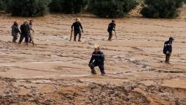 الأردن تعثر على 6 إسرائيليين فُقدوا جراء السيول