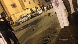 إصابة العشرات عقب اعتراض السعودية صاروخًا أطلقه الحوثيون.jpg