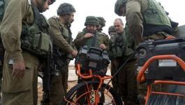 قيادة جيش الاحتلال