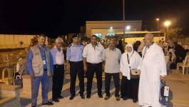 مغادرة 4 حافلات من حجاج غزة عبر معبر رفح لأداء فريضة الحج