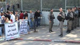 الاحتلال يحوّل مدخل العيسوية الغربي لتكنة عسكرية7.jpg