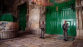 الكشف عن سرقة الاحتلال لوثائق مهمة من داخل المسجد الأقصى خلال فترة إغلاقه