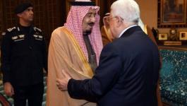 الرئيس عباس يصل الرياض لبحث الوضع السياسي مع الملك سلمان