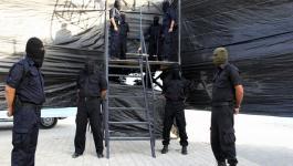 اليوم: تنفيذ أحكام الإعدام بحق ثلاثة متخابرين اغتالوا الشهيد القسامي