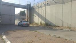 الاحتلال يقيم برج مراقبة وبوابة على مدخل تل الرميدة وسط الخليل.jpg