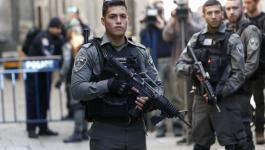قوات الاحتلال تعتقل شاباً بـ العيسوية