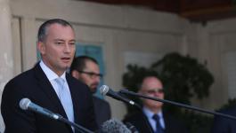 ميلادينوف يدعو لمحاكمة المسؤولين عن إرهاب المستوطنين للعدالة