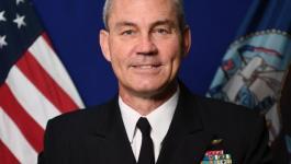 العثور على جثة قائد القوات البحرية الأمريكية داخل مقر إقامته في البحرين