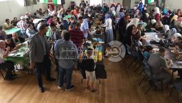 بالصور: حفل حاشد للجالية الفلسطينية في  نيوزيلندا