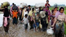 استمرار تدفق الروهينغا إلى بنغلادش رغم الاتفاق على إعادتهم.jpg