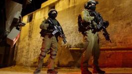 اعتقال 535 مواطناً من أنحاء الضفة منذ إعلان ترمب
