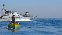 الاحتلال يطلق النار تجاه مراكب الصيادين شمال قطاع غزة