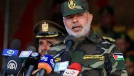 أبو نعيم: لن يكون هناك إقصاء لأي موظف في الأجهزة الأمنية بغزة.