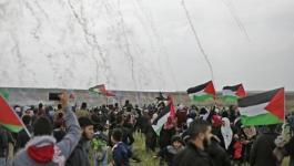 البرلمان العربي يُدين قمع الاحتلال لمسيرة العودة السلمية.jpg