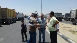 بدء التحضير لاستقبال القيادي الفتحاوي سمير المشهرواي فور وصوله معبر