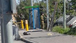 مقتل جندي إسرائيلي بعملية دهس قرب رام الله واستشهاد واعتقال المنفذ