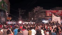 بالفيديو: شابان يُحاولان الانتحار جنوب وشمال غزة