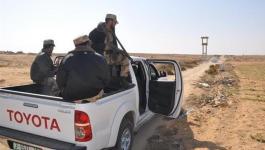 حماة الثغور تُحبط محاولة جماعية للتسلل من غزة صوب الأراضي المحتلة