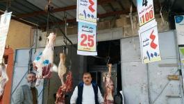 بالفيديو: تدهور أسعار اللحوم الحمراء في