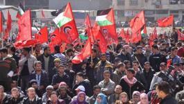 الديمقراطية تدعو لإطلاق برنامج تنموي طارئ لقطاع غزة