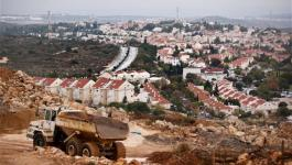 الاحتلال يقر بناء عشرات الوحدات الاستيطانية بالقدس.jpg