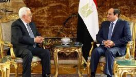 الرئيس الفلسطيني والمصري