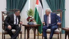 تعرّف على الملف الذي كاد أن يفجر لقاء الرئيس عباس ووفد المخابرات المصرية