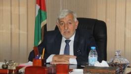 وزير الزراعة يصل غزة عبر حاجز بيت حانون لتسلم مهام القطاع.jpg