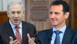 نتنياهو والأسد.jpg