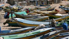 إعادة تأهيل 44 قارب صيد في رفح وخانيونس