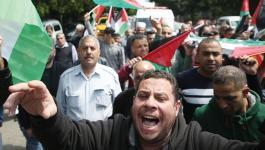 مسؤول فرنسي يؤكد حق الفلسطينيين في التظاهر السلمي