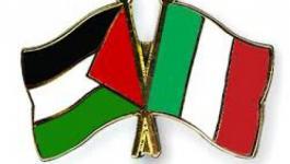 فلسطين وإيطاليا
