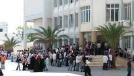 70% من طلبة الجامعات بغزة لم يُسجلوا للفصل الدراسي الثاني بسبب تدهور الأوضاع الاقتصادية