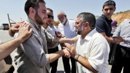 الاحتلال يفرج عن القياديين بحماس حسن يوسف وباجس نخلة