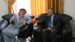 وكيل وزارة العدل يلتقي النائب أبو راس بغزة.jpg