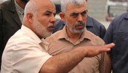 الوفد الأمني المصري يجتمع برئيس حركة حماس في غزة لبحث مستجدات المصالحة.jpg