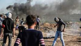 وزارة الصحة بغزة تصدر نشرة توعوية للمواطنين لمقاومة تأثير الغاز المسيل للدموع