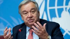 أمين عام الأمم المتحدةأنطونيو غوتيريش