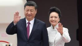 وصول الرئيس الصيني إلى هونغ كونغ في زيارة تاريخية.jpg