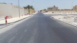 سلطة المياه ومياه الساحل تفتتحان مشروع تطوير البينة التحتية بغزة
