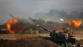 الحكومة تستنكر القصف الإسرائيلي فجر اليوم على غزة.jpg