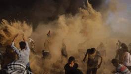 الهيئة الوطنية لمسيرات العودة تعلن شعار الجمعة القادمة